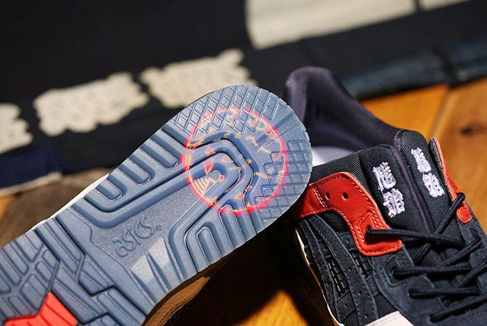 Kicks Lab Asics Gel Lyte Iii Hikeshi Hanten 3