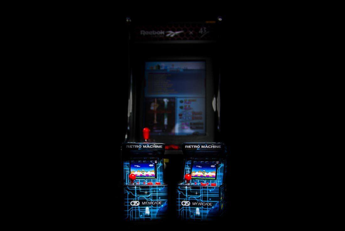 43 Ainhalb Reebok Aztrek Retro Arcade 6