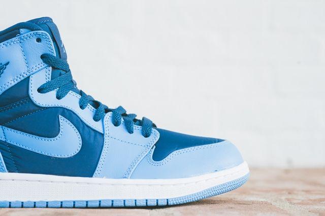 Air Jordan 1 High Strap French Blue Uni Blue 4