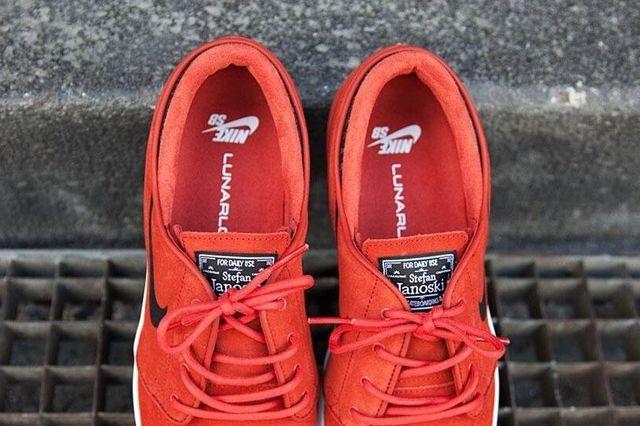Nike Stefan Janoski Cinnarbar 5
