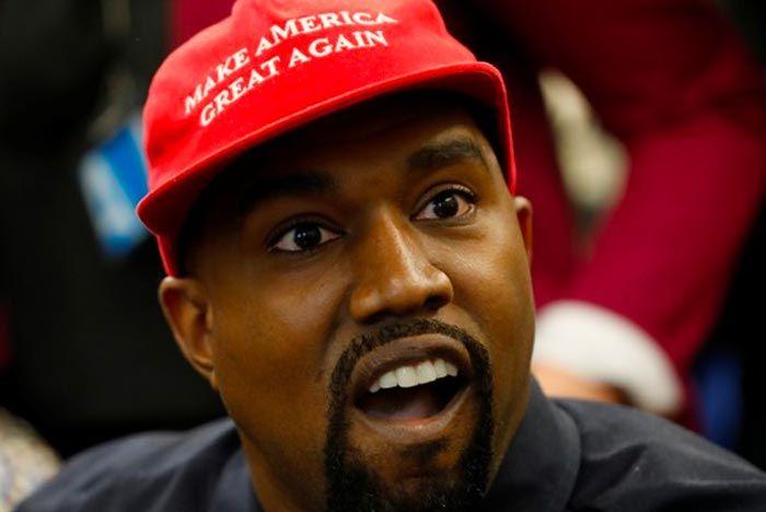Kanye West Bro Down Trump