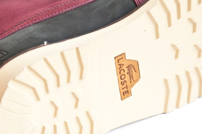 Lacoste Boot Hal Colab 1