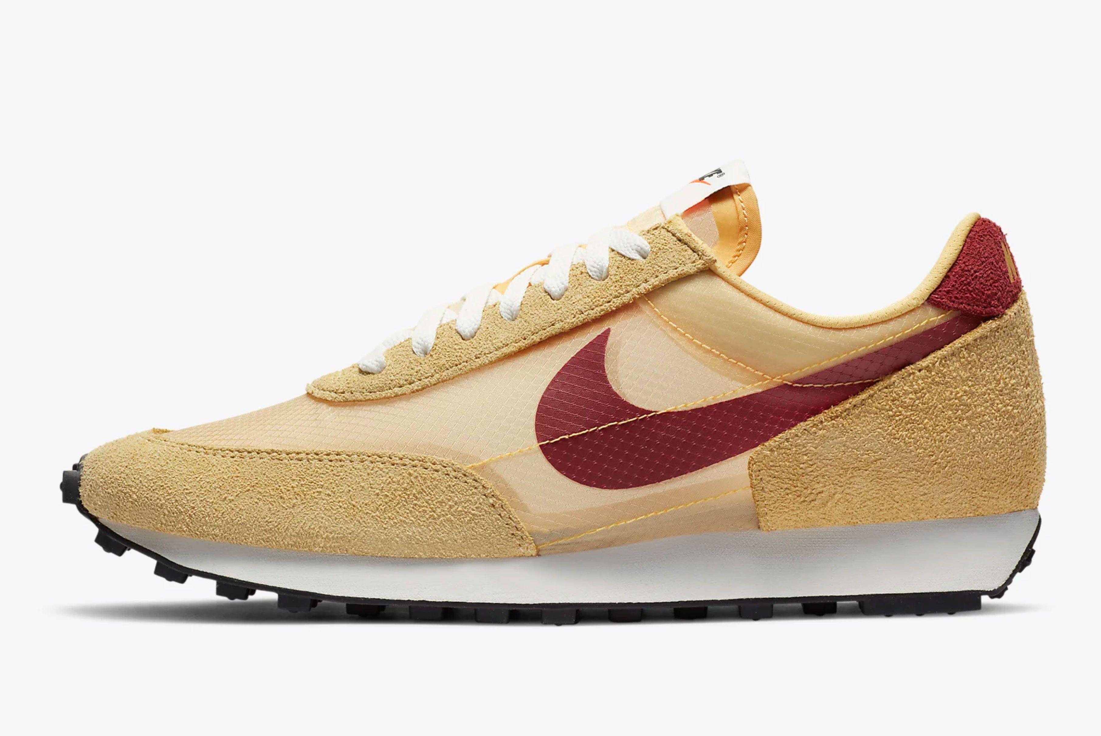 Nike Daybreak 'Topaz Gold/Lemon Wash'