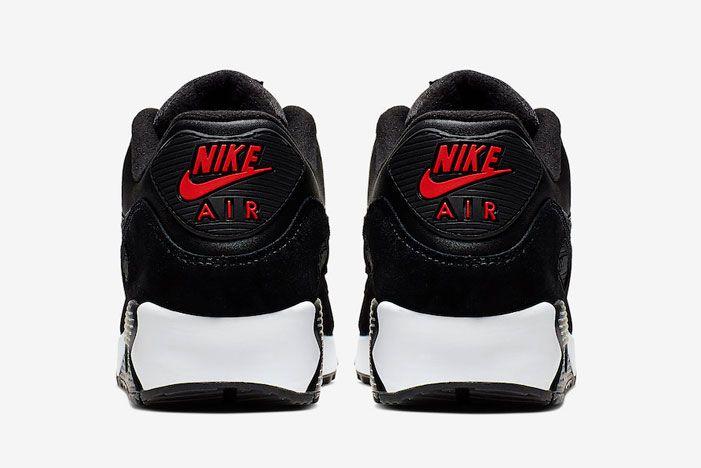 Nike Air Max 90 Green Python Back