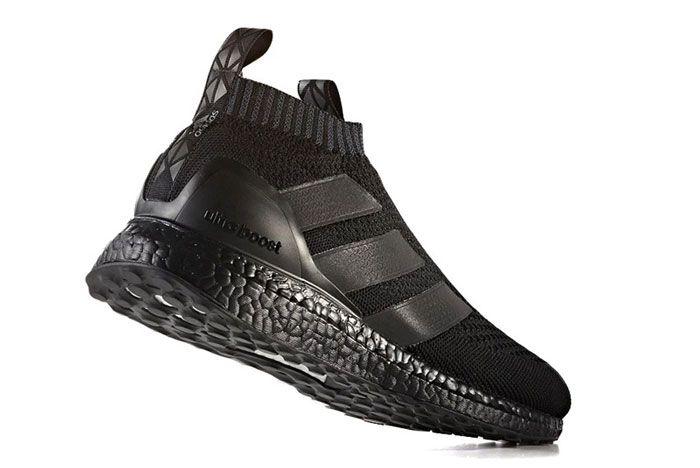 Adidas Ace 16 Ultra Boost Triple Black1
