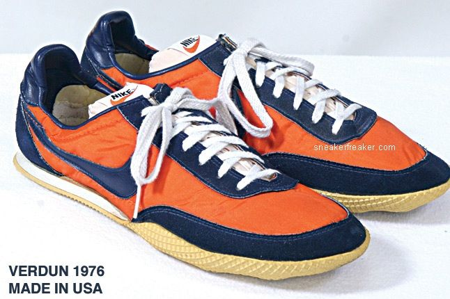 Vintage Collector Lindy Darrell Nike Runners 47