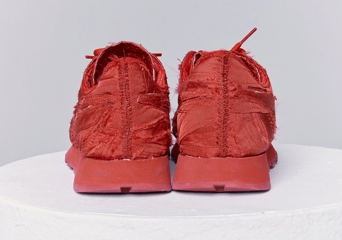 KANGHYUK x Reebok Classic Leather Red