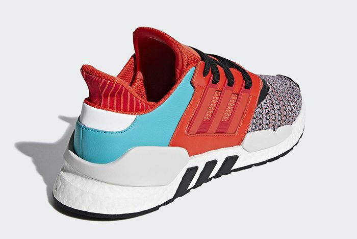 Adidas Eqt Support 91 18 Multicolour 3
