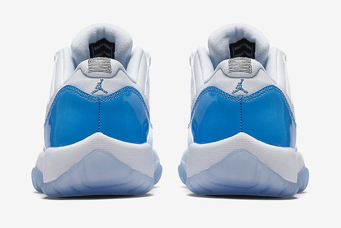 Air Jordan 11 Low University Blue5