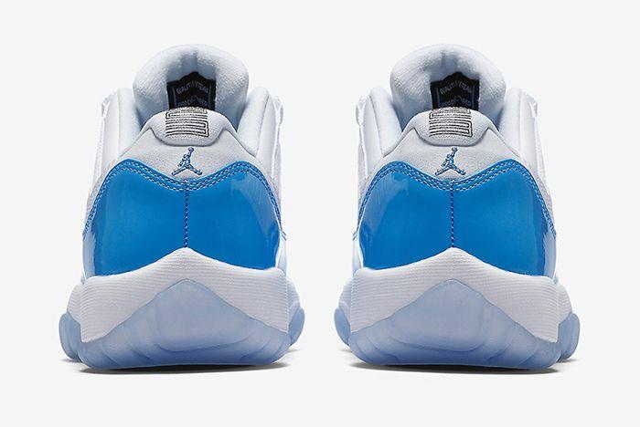 Air Jordan 11 Low University Blue5