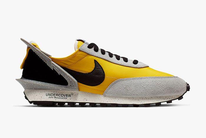 Undercover Nike Daybreak Bright Citron Right