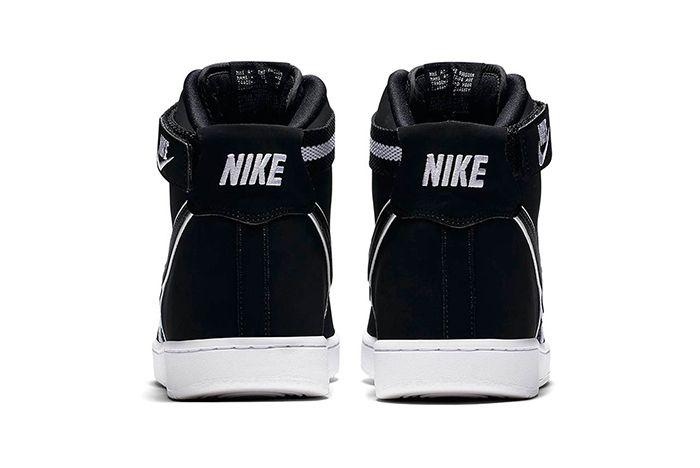 Nike Vandal Hi Black Ripstop White 3