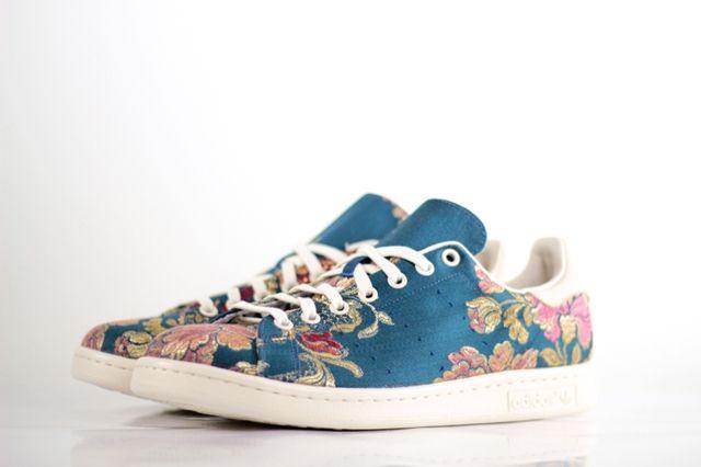 Jacquard Adidas Stan Smith By Pharrell Williams 7