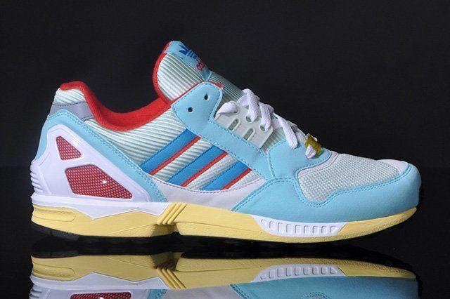 Adidas Zx 9000 Og Turquoise 4