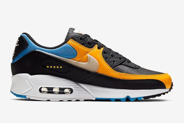 Nike Air Max 90 Shanghai Ct9140 001 Release Date 2Official