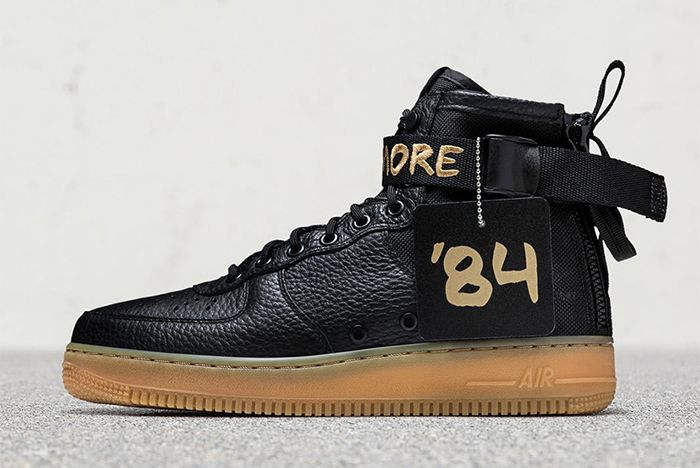 Nike Sf Af1 Mid For Baltimore 1