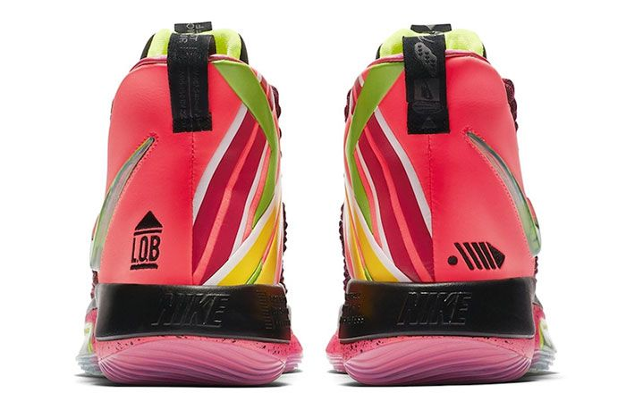 Nike Alpha Dunk Hoverboard Release Date 4 Heel