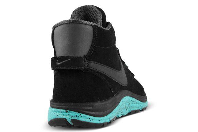 Stussy X Nike Lunar Braata Mid Oms Heel 1