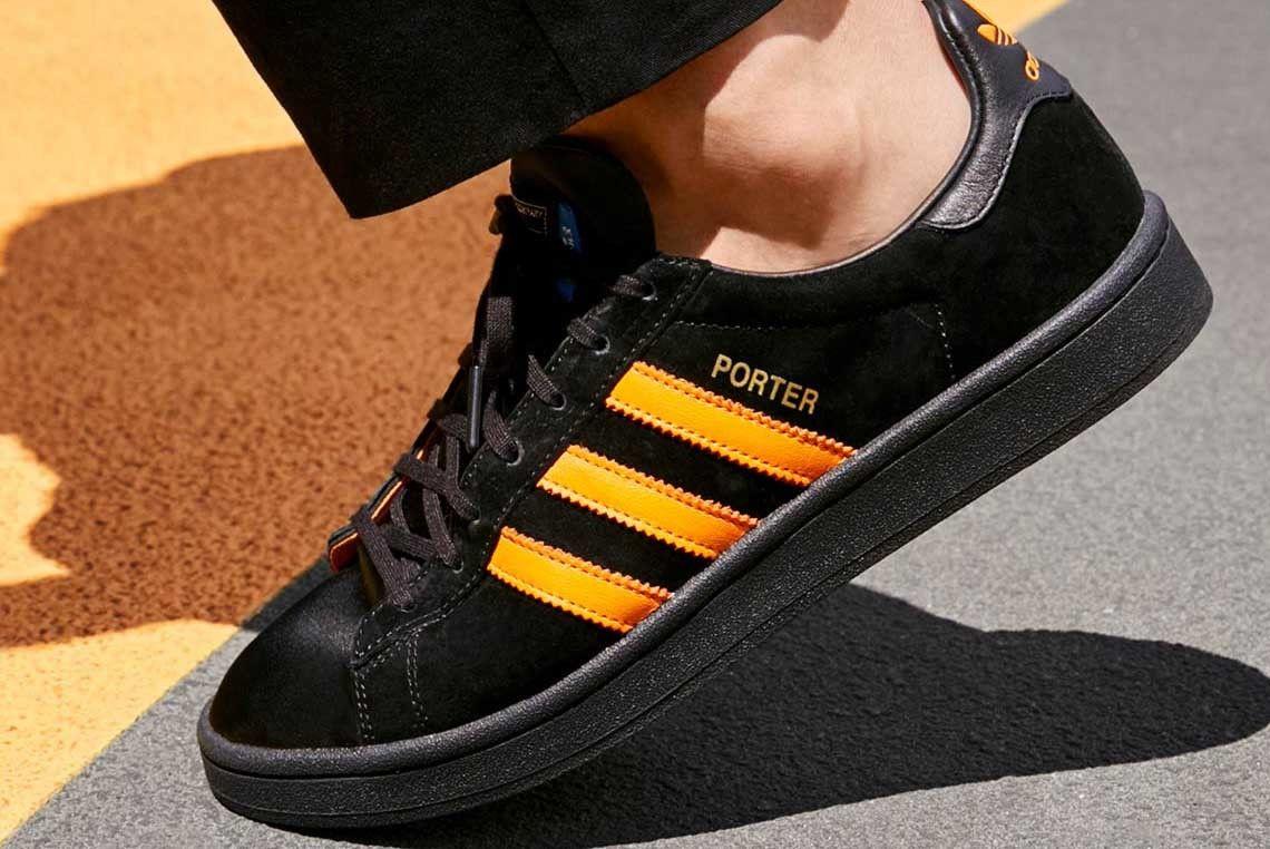 Porter Adidas Campus B28143 6 Sneaker Freaker
