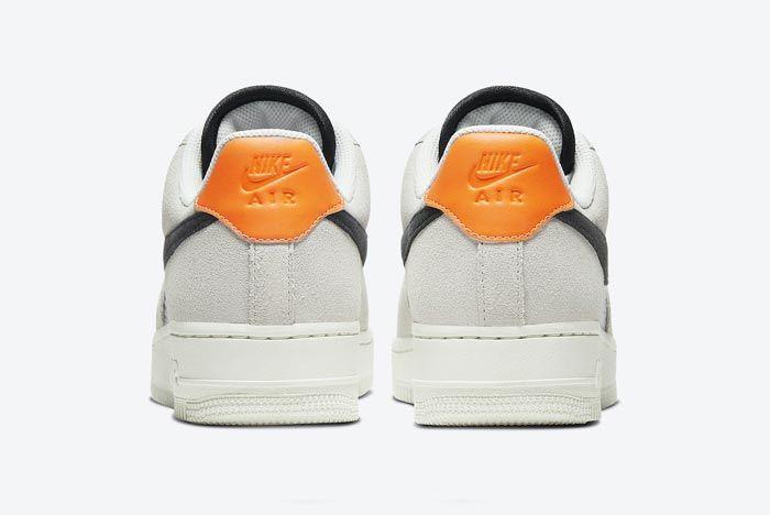 Nike Air Force 1 Snakeskin Heels