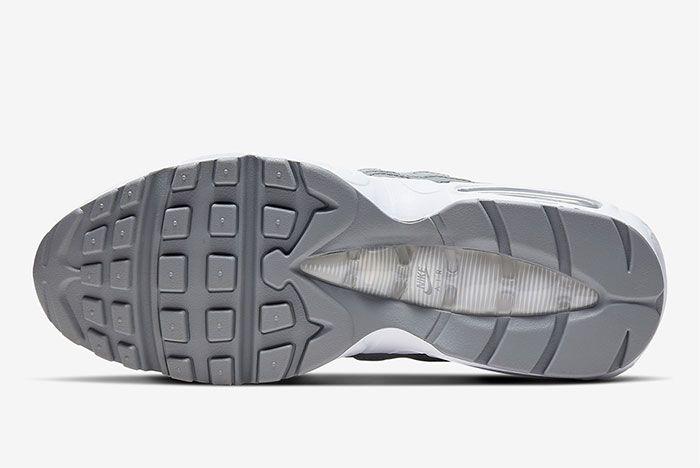 Nike Air Max 95 Grey Sole