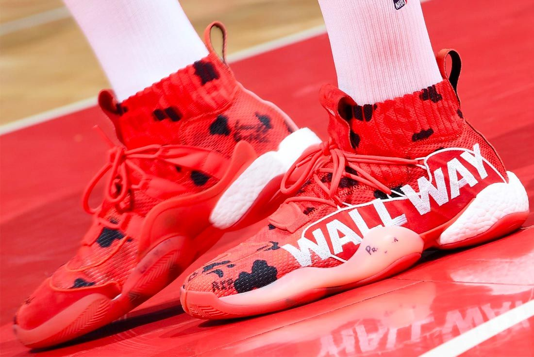 The Steeziest Nba Sneaker Moments From October