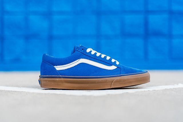 Vans Old Skool Olympian Blue Gum 4