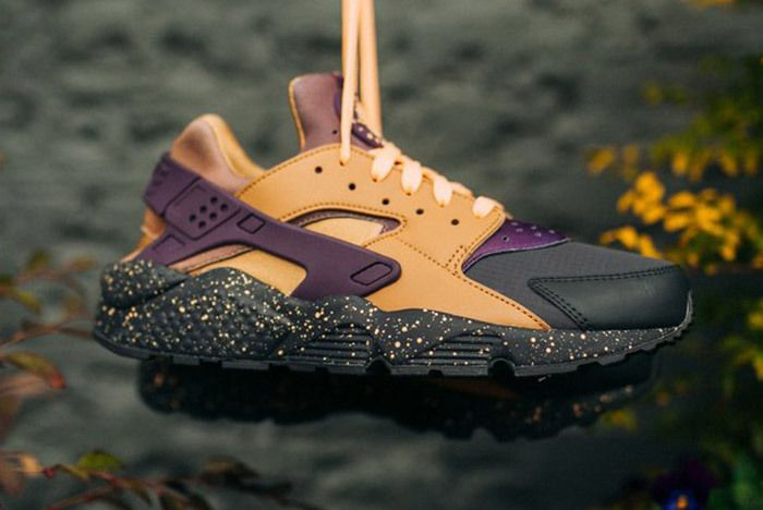 Nike Air Huarache Pro Purple 1