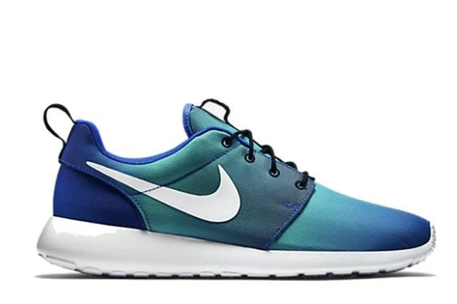 Nike Roshe One Print Ocean Zen