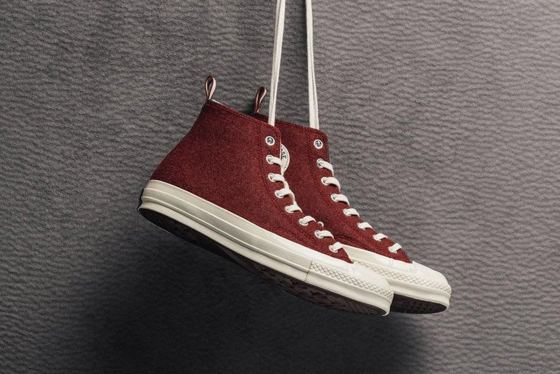 Converse Chuck Taylor All Star 70 S Wool 2