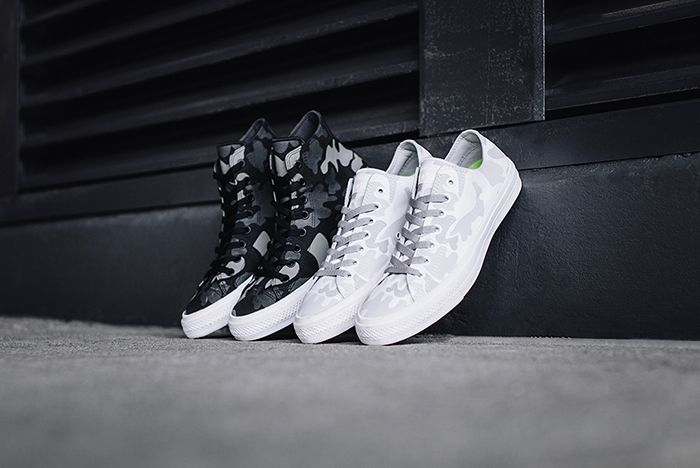 Converse Chuck Taylor All Star Ii Reflective Print Collection 6