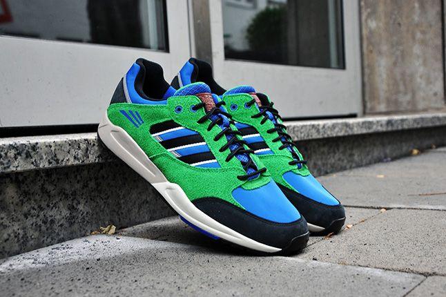 Adidas Tech Super Bluebird Real Green 5 1