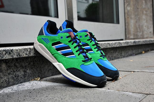 Adidas Tech Super Bluebird Real Green 5 1