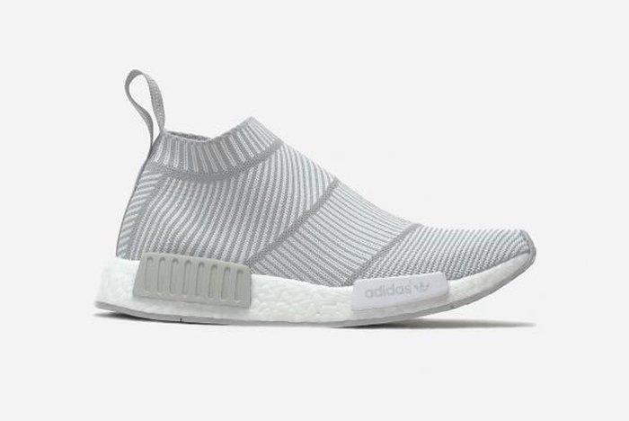 Adidas Nmd Cs1 White Grey