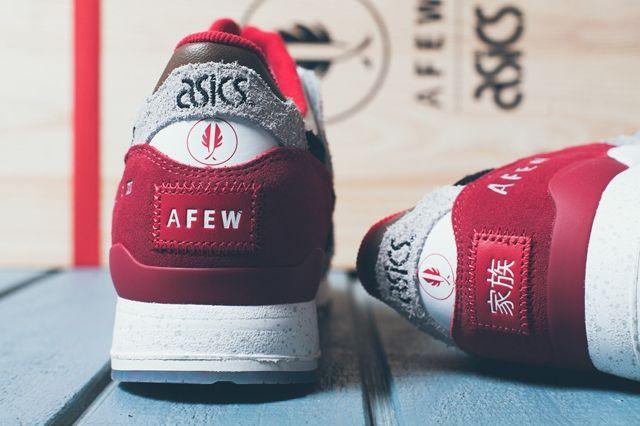 Afew Asics Gl3 Koi Bumper 1