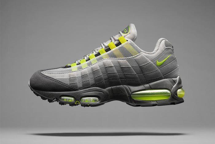 Nike Air Max 95 Neon Lateral