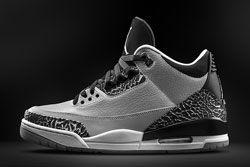 Jordan 3 Wolf Grey Dp