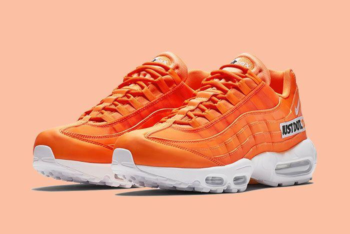 Nike Air Max 95 Just Do It Orange 1