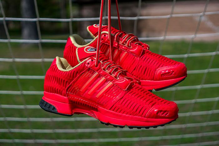 Coca Cola X Adidas Climacool Feature