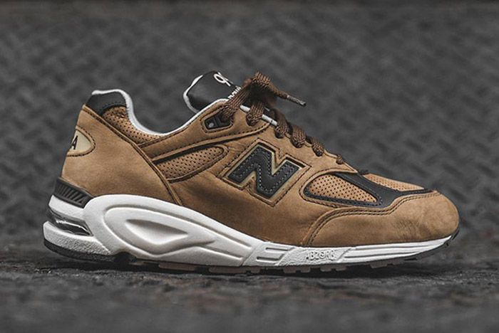 New Balance 992 V2 Chocolate Thumb