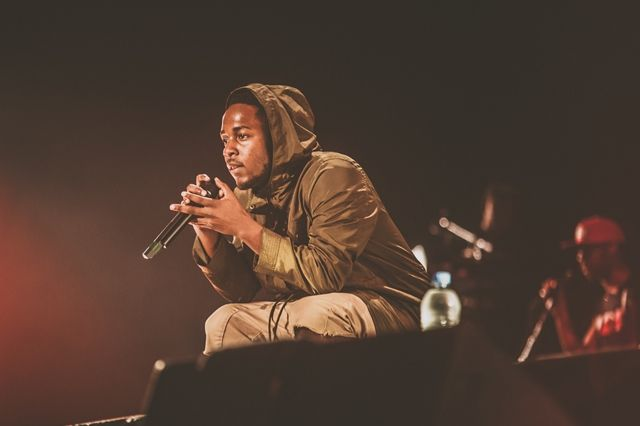 Eminem The Rapture Kendrick Lamar Melbourne 9