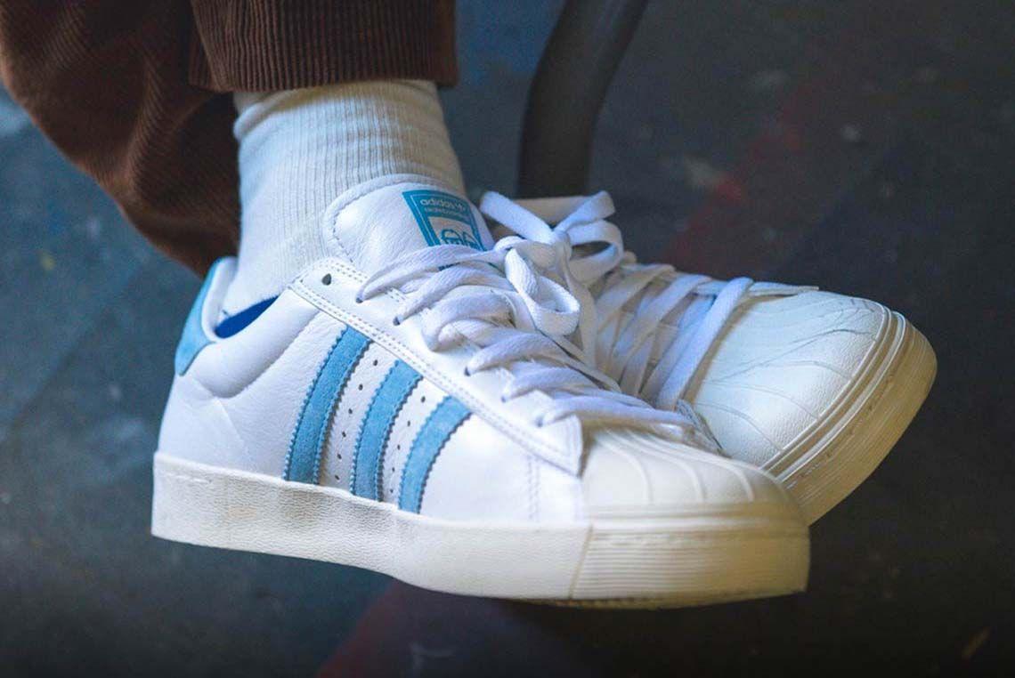 Adidas Skateboarding Krooked Mark Gonzalez 5 Sneaker Freaker