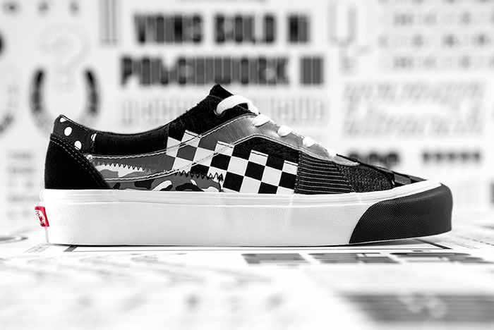 Size Vans Bold Ni Patchwork Release Date 1 Side