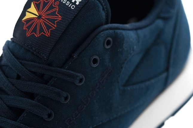 Reebok Classic Clean Textile Pack Navy 1