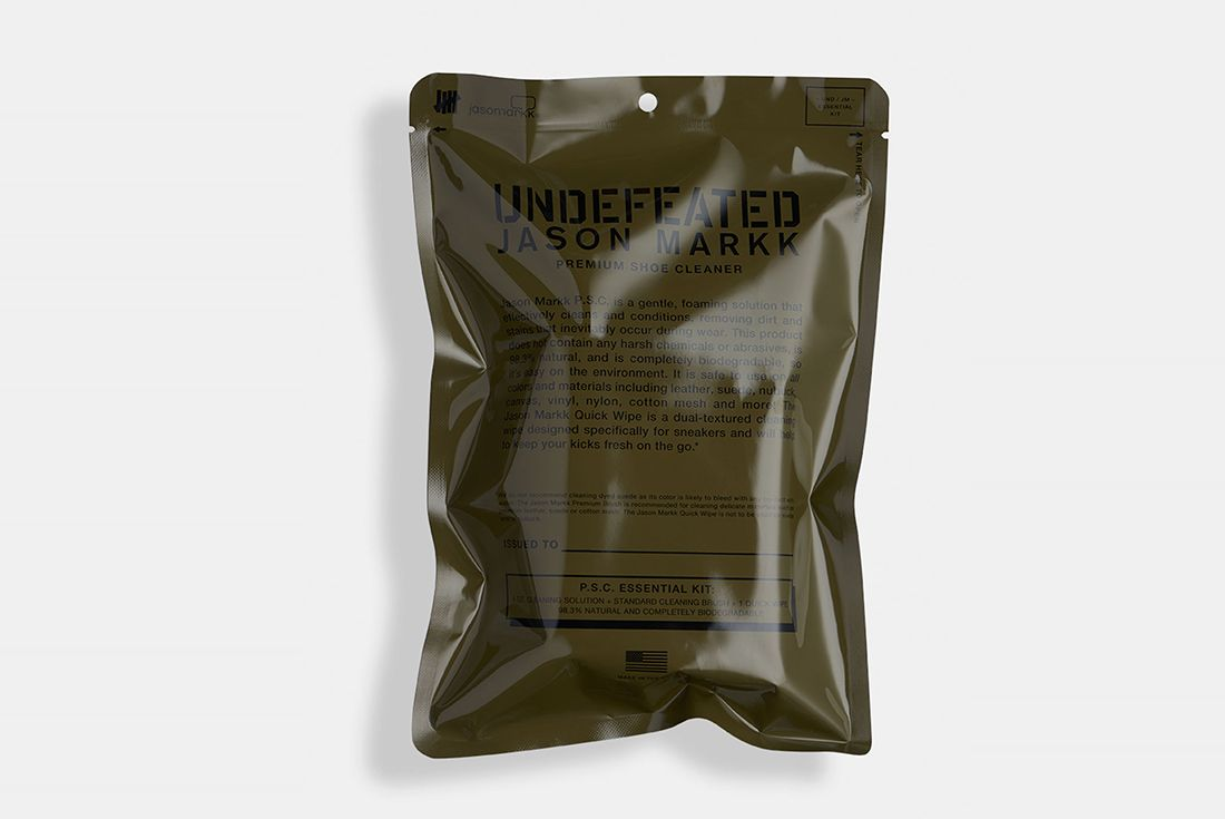 Jm X Undefeated Pouch White 01