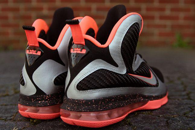 Nike Le Bron 9 Mango 06 1