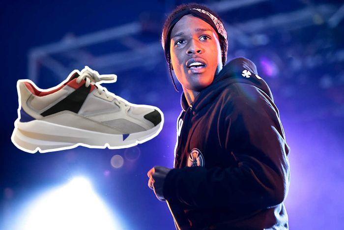 Asap Rocky Under Armour Sneaker Freaker 1