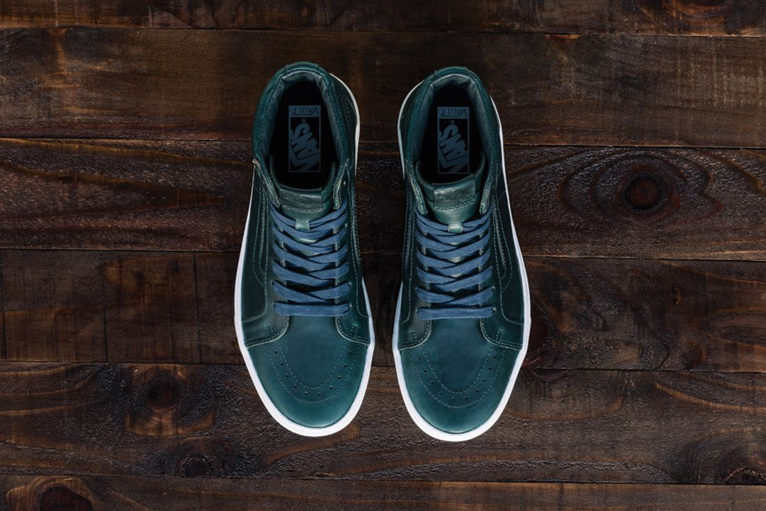 Horween Leather X Vans Vault Collection14