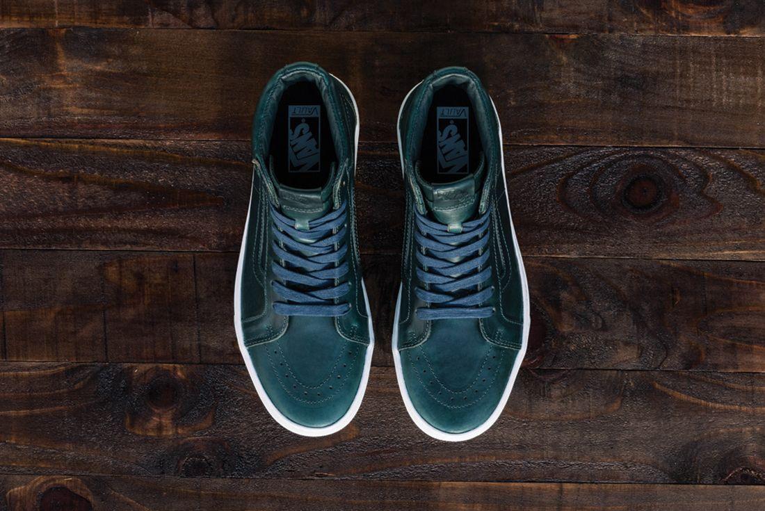 Horween Leather X Vans Vault Collection14