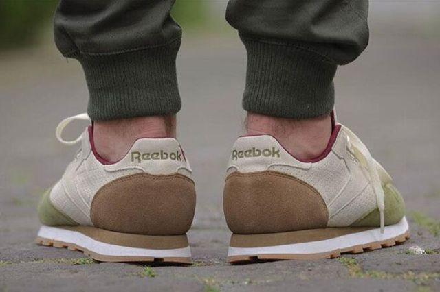 Reebok Classic Leather Cream 2